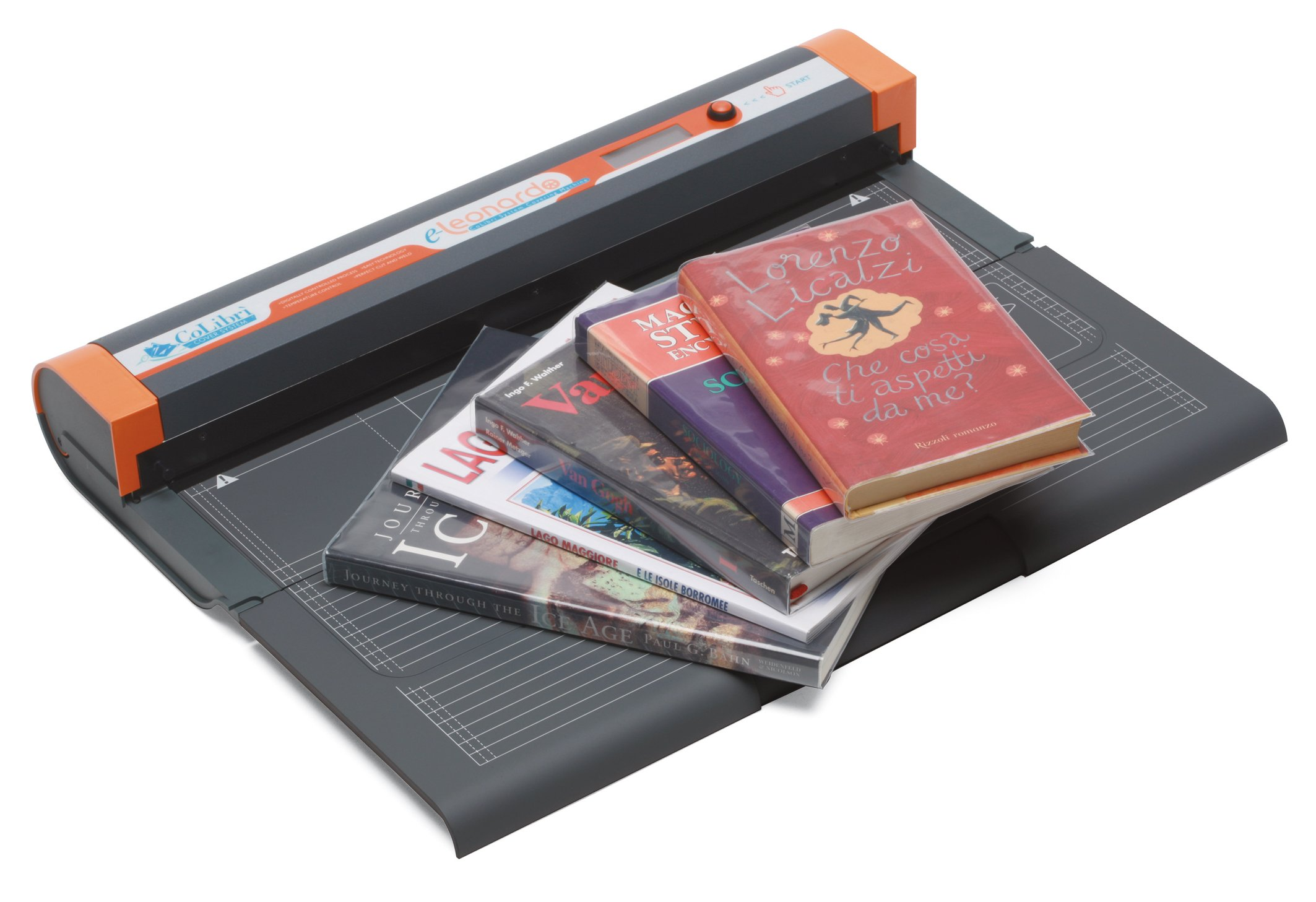 Ofis Platin kitap kaplama makinası