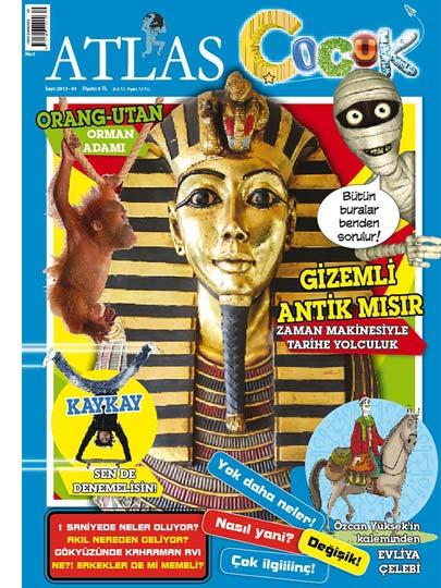 atlas çocuk dergisi