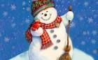 snowman çocuk oyunları