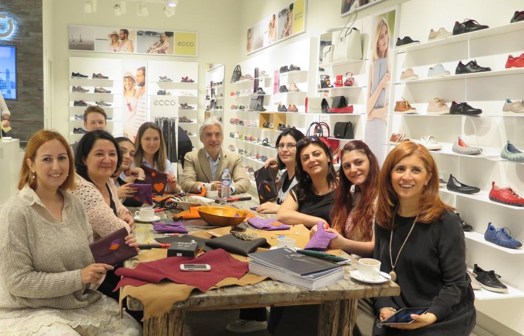 Ecco Türkiye ile blogger anneler #ECCOmutluanneler etkinliğinde