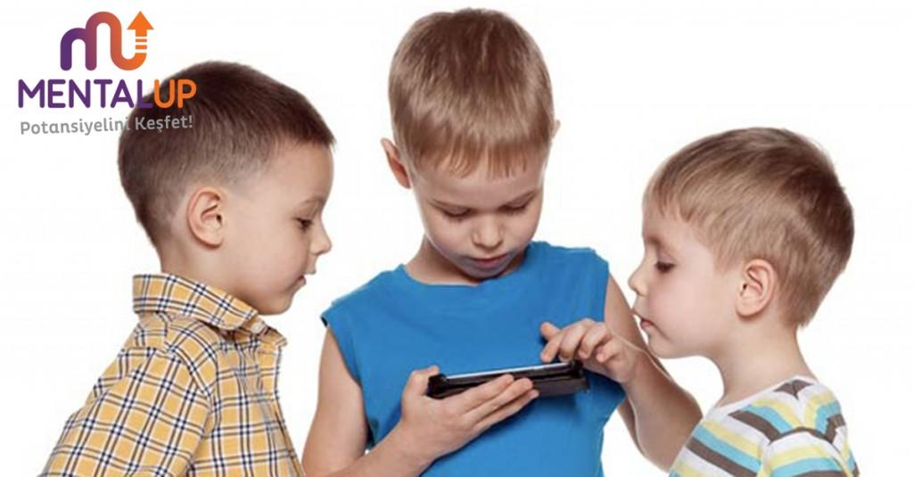 çocuklar için faydalı oyunlar