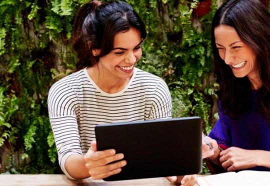 teknolojinin kadın liderleri