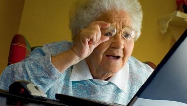 yaşlılar için teknoloji