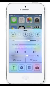 Apple - iOS 7 - Özellikler