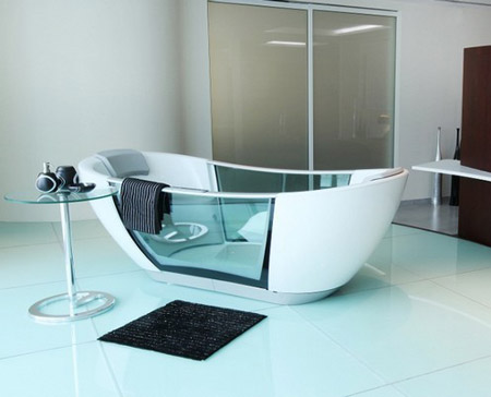 smart hydro bath tub