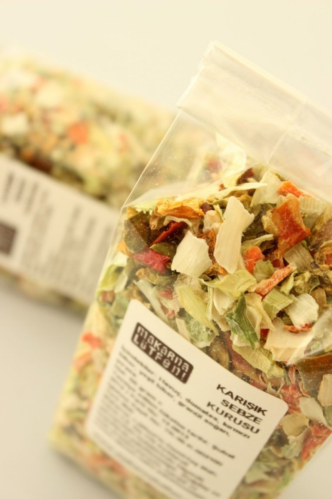 Makarna Lütfen'den organik lezzetler