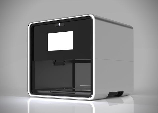pizza yemek basan 3d yazıcı