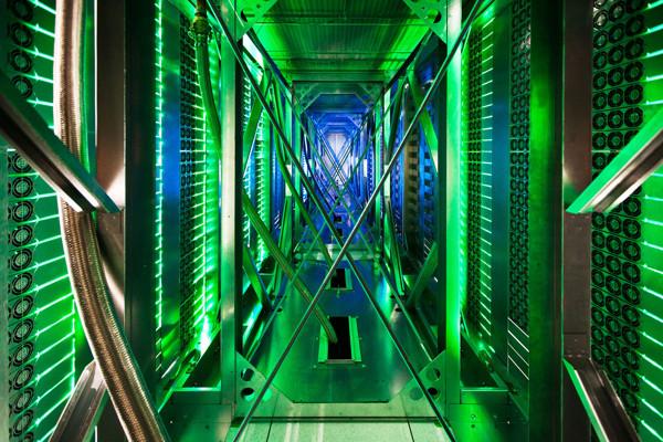 google data center fotoğrafları