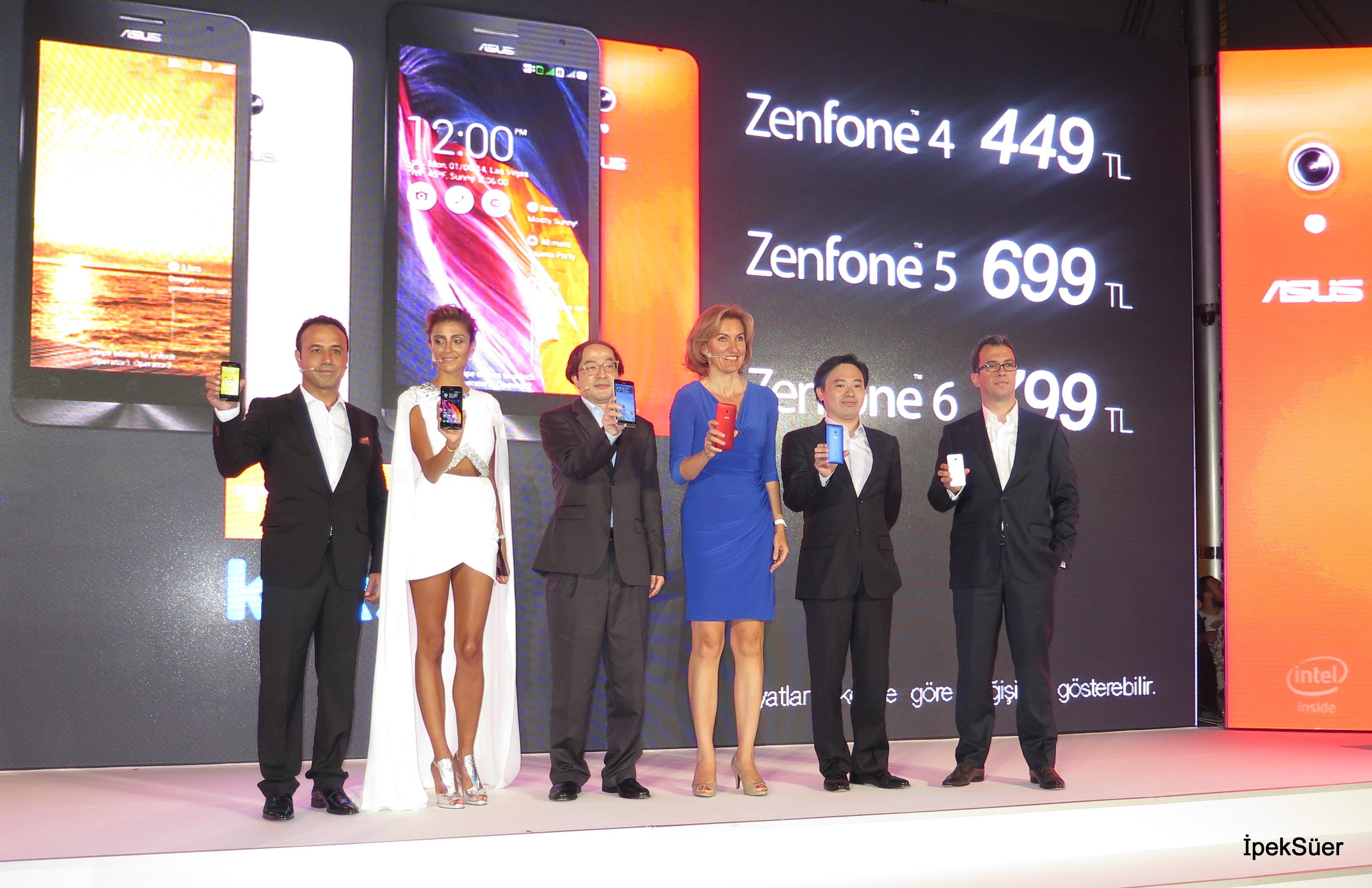 Zenfone Türkiye'de