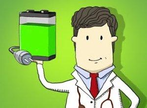 battery doctor indir