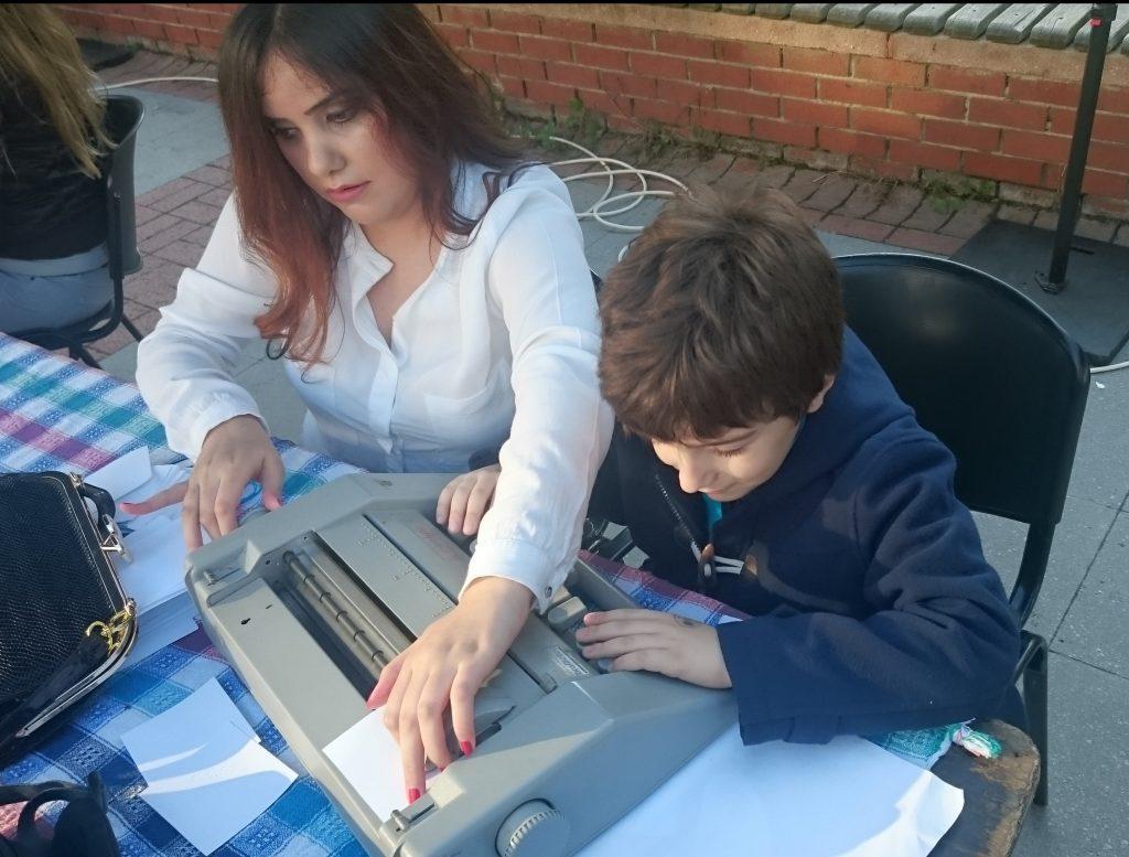 Boğaziçi Üniversitesi Görme Engelliler Teknoloji Ve Eğitim Laboratuvarı GETEM etkinliğinden
