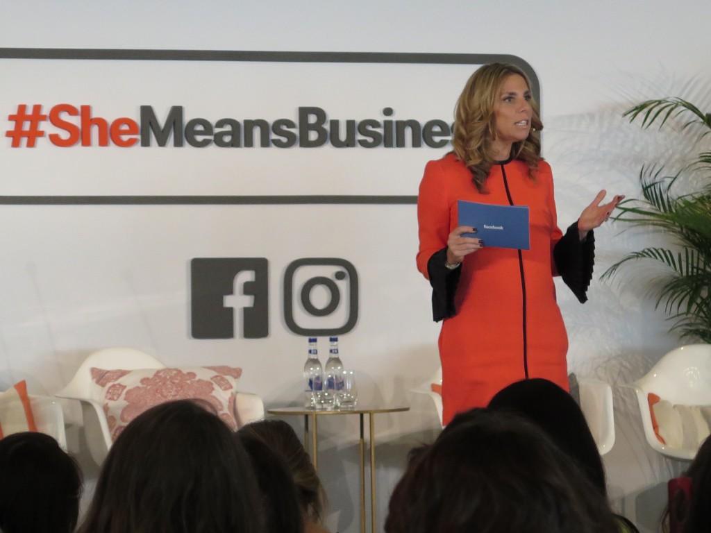Facebook Avrupa, Orta Doğu ve Afrika Bölgesi Başkan Yardımcısı Nicola Mendelsohn